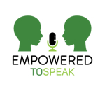 Empowered to Speak Logo